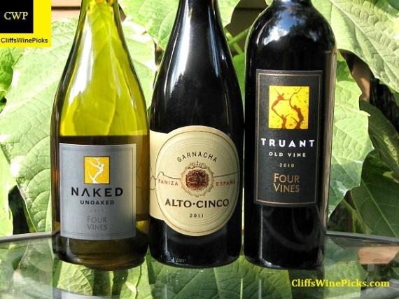 Purple Wine Company Line up