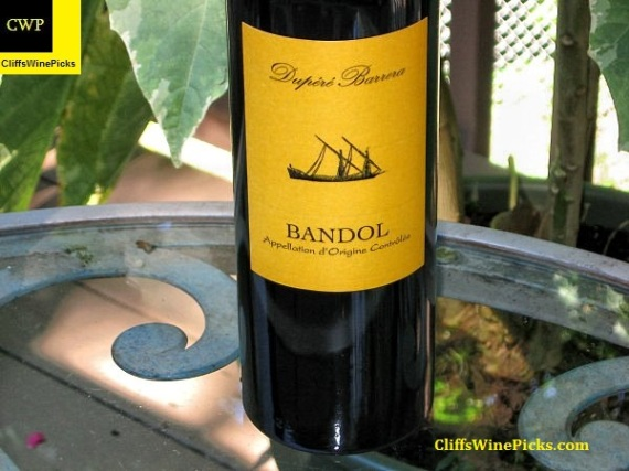 2004 Dupere Barrera Bandol India