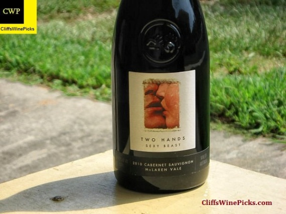 2010 Two Hands Cabernet Sauvignon Sexy Beast