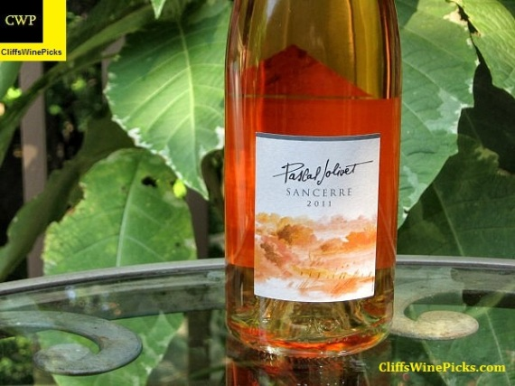 2011 Pascal Jolivet Sancerre Rose