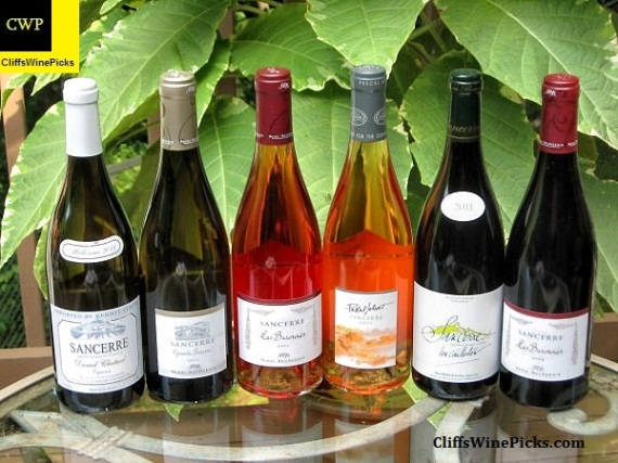 Sancerre Grand Tasting Line up