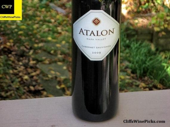 2009 Atalon Cabernet Sauvignon
