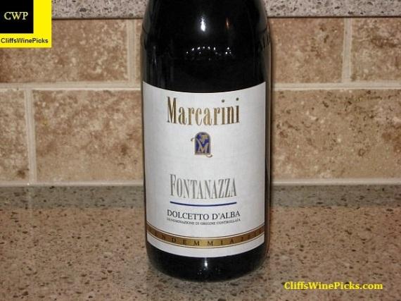 2010 Marcarini Dolcetto d'Alba Fontanazza