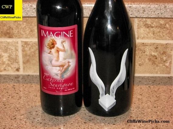 Imagine Wine tasting line up