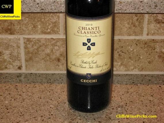 2010 Cecchi Chianti Classico