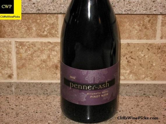 2010 Penner-Ash Pinot Noir