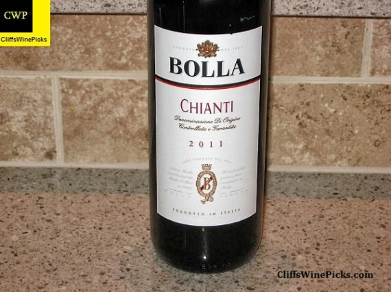 2011 Bolla Chianti