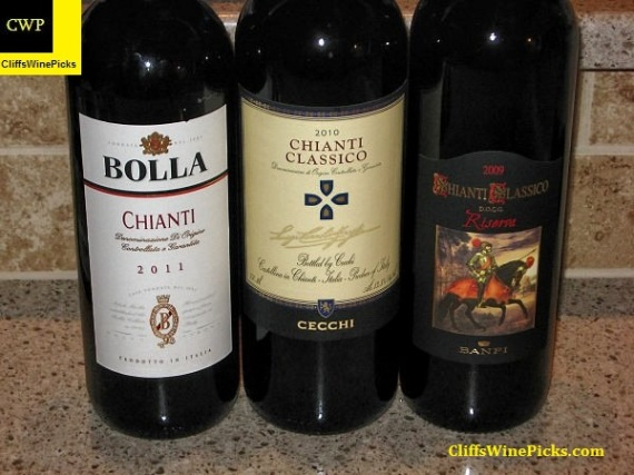Banfi Chianti Line up