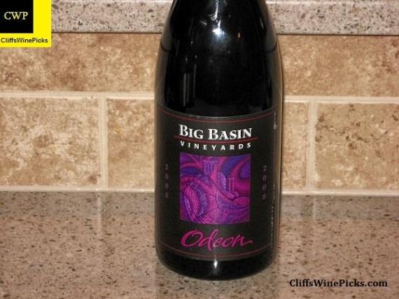 2008 Big Basin Vineyards Odeon