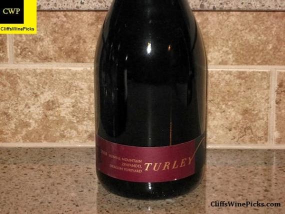2008 Turley Zinfandel Dragon