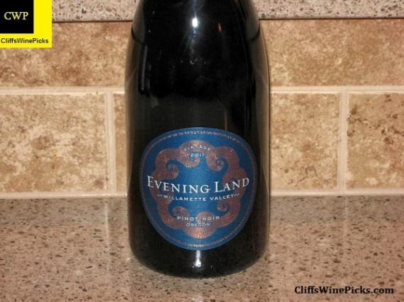 2011 Evening Land Vineyards Pinot Noir Willamette Valley