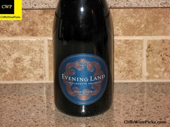 2011 Evening Land Vineyards Pinot Noir Willamette Valley