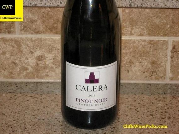 2012 Calera Pinot Noir