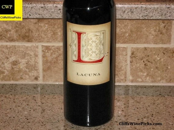 2010 Lacuna Wines Proprietary Red Blend