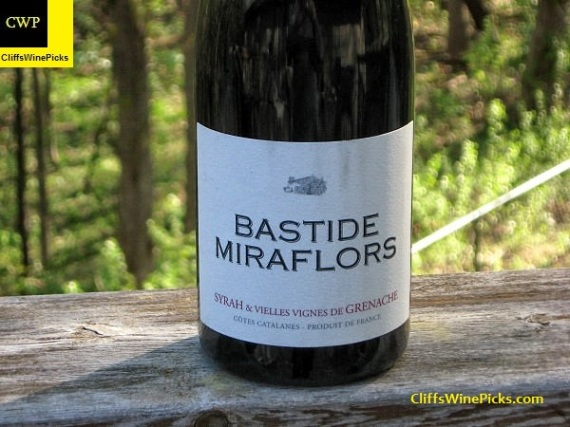 2011 Domaine Lafage Bastide Miraflors Vieilles Vignes