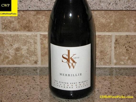 2012 Steven Kent Chardonnay Merrillie