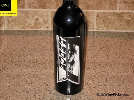2010 Ledge Syrah Adams Ranch Vineyard