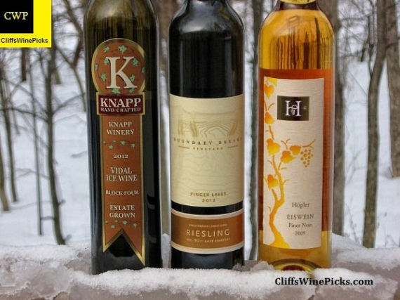 Ice Wine Lineup