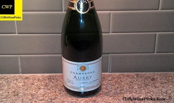 NV L Aubry Fils Champagne Brut