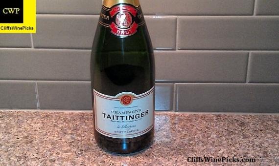 NV Taittinger Champagne Brut