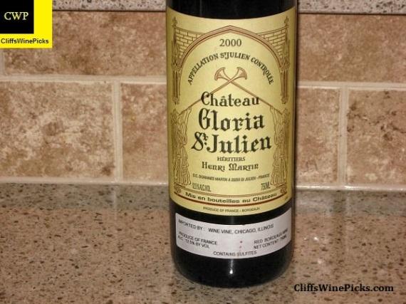 2000 Château Gloria