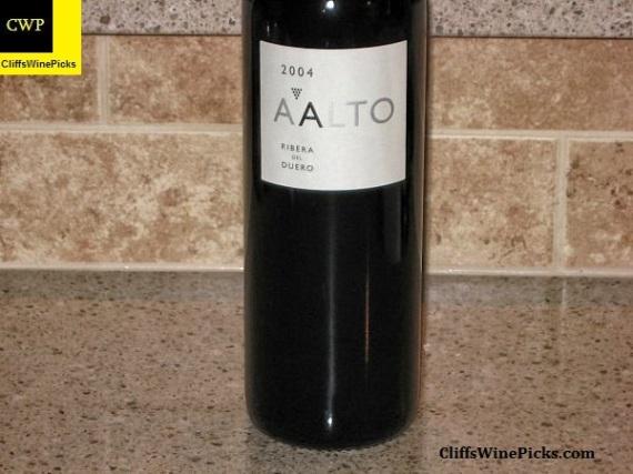 2004 Bodegas AAlto Ribera del Duero AAlto