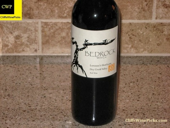 2009 Bedrock Wine Co Lorenzo's Heirloom