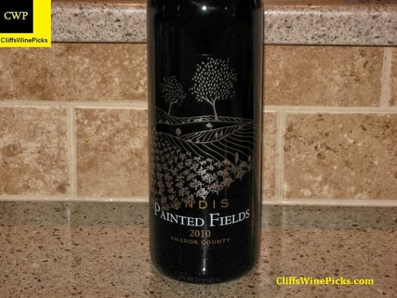 2010 Andis Wines Painted Fields