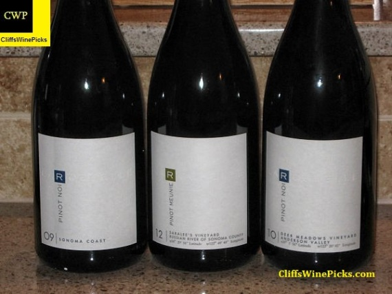 La Rochelle Pinot Line up