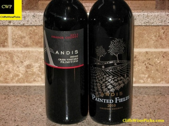 Winestyr - Andis Line up