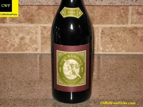 2000 Vino Bambino Pinot Noir