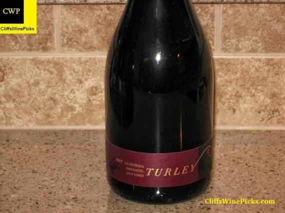 2009 Turley Zinfandel Old Vines