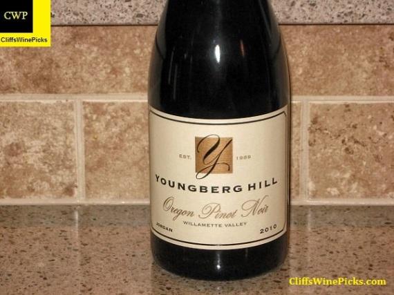 2010 Youngberg Hill Pinot Noir Jordan Block