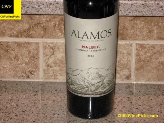 2012 Alamos Malbec