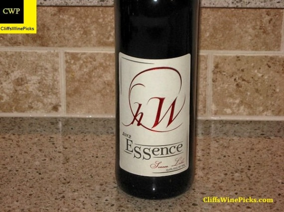 2012 Hector Wine Company Essence