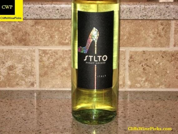 2012 STLTO Pinot Grigio Terre di Chieti IGT