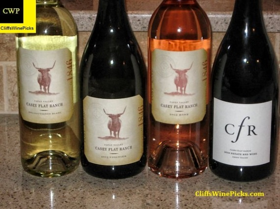 Casey Flat Ranch line up