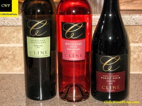 Cline line up