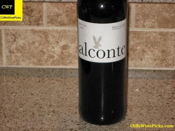2009 Bodegas y Vinedos Montecastro Alconte