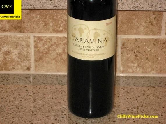 2009 Seavey Vineyard Cabernet Sauvignon Caravina