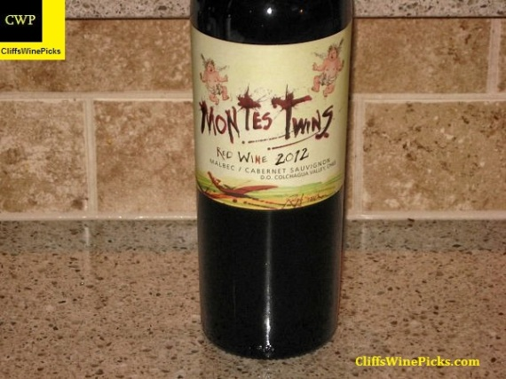 2012 Montes Twins