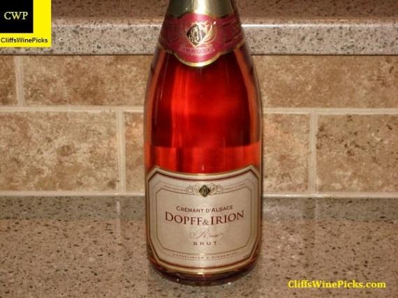 Dopff & Irion Crémant d'Alsace Rosé