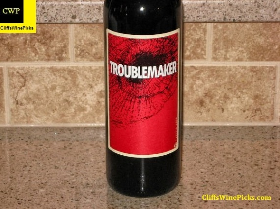 NV Austin Hope Troublemaker Blend 7