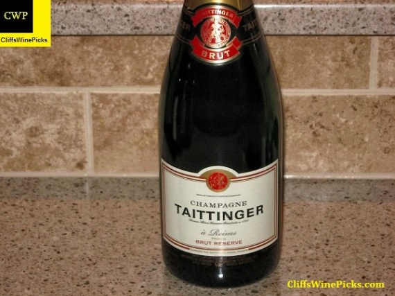 NV Taittinger Champagne Brut Réserve
