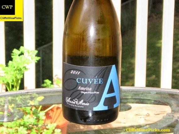 2011 Anne Amie Cuvée A Amrita