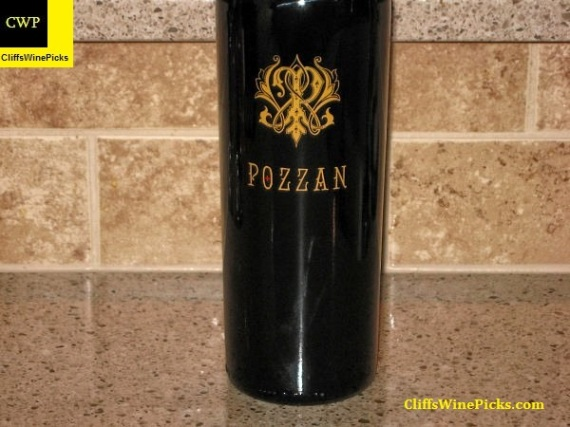 2012 Michael Pozzan Winery Zinfandel Back Barn - Oakvile Cuvee