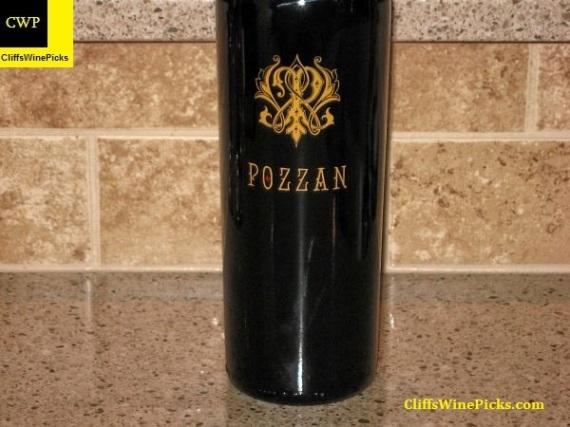 2012 Michael Pozzan Winery Zinfandel Back Barn - Oakvile Cuvee
