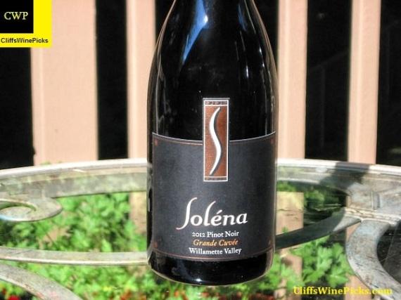 2012 Soléna Pinot Noir Grande Cuvée