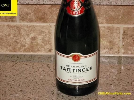 N.V. Taittinger Champagne Brut Réserve