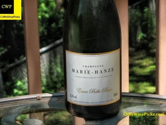 Nicolas Maillart Champagne Marie-Hanze Eaux Belle Brut